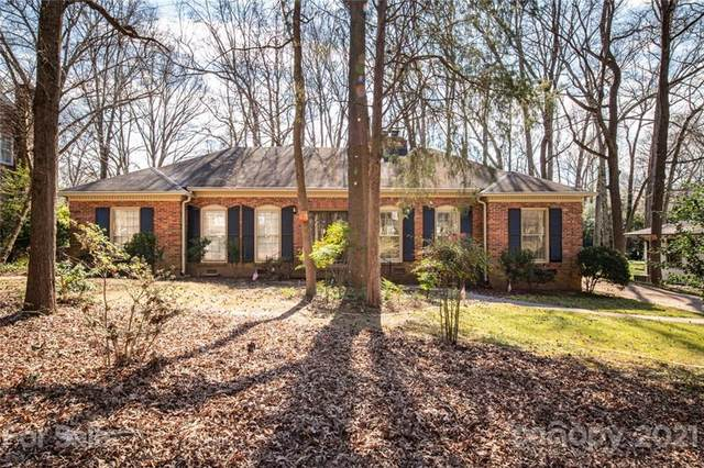 3401 Champaign Street, Charlotte, NC 28210 (#3712533) :: The Allen Team