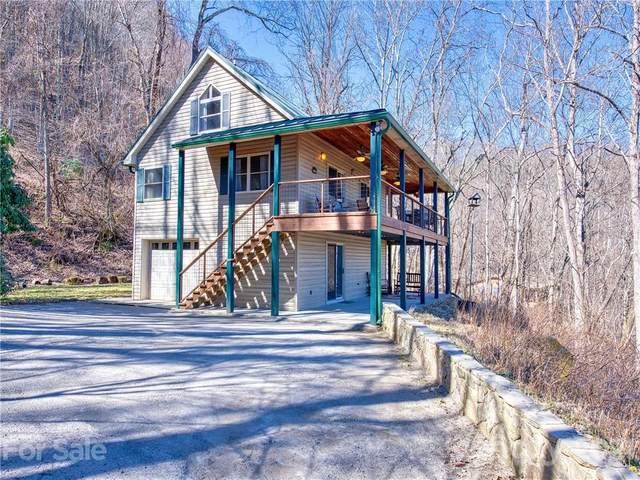 1463 Apple Creek Road, Waynesville, NC 28786 (#3712566) :: NC Mountain Brokers, LLC