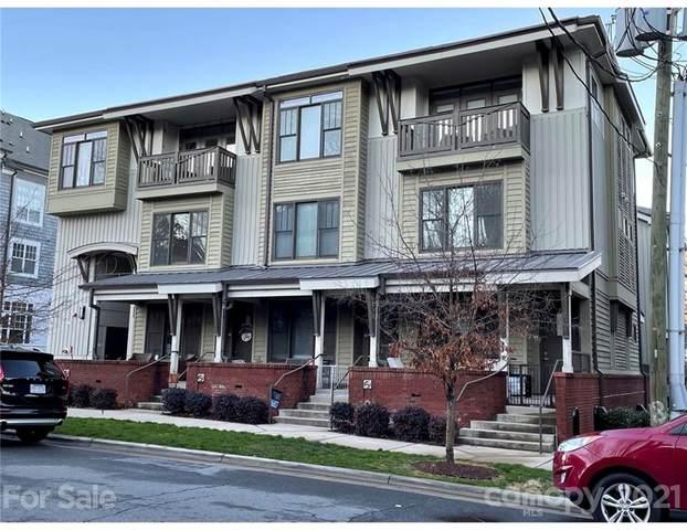 317 E Tremont Avenue #304, Charlotte, NC 28203 (#3712579) :: Besecker Homes Team