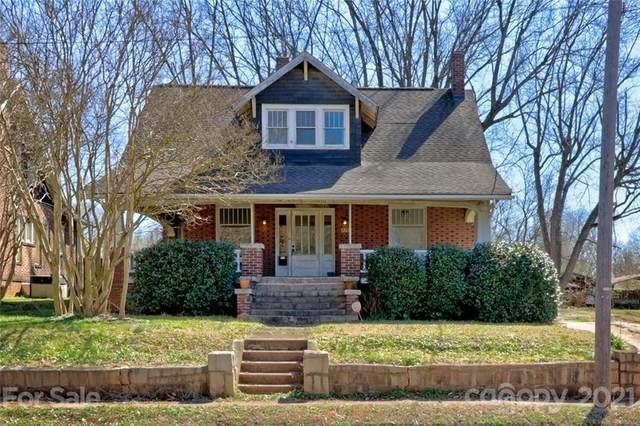 1227 S Main Street, Salisbury, NC 28144 (#3712582) :: DK Professionals Realty Lake Lure Inc.