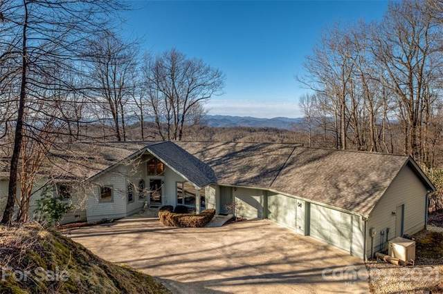 360 Cheestoonaya Way, Brevard, NC 28712 (#3712592) :: Stephen Cooley Real Estate Group