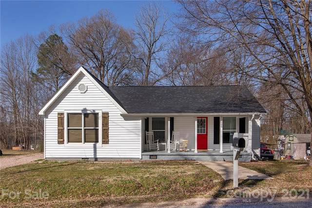 126 Franklin Avenue, Kannapolis, NC 28081 (#3712689) :: Mossy Oak Properties Land and Luxury