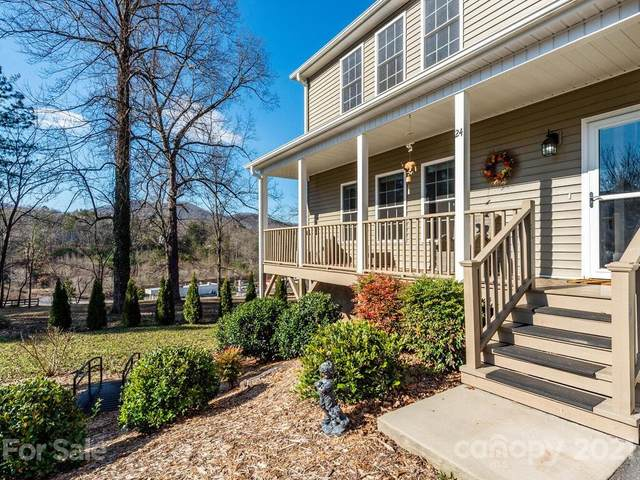 24 Winterwind Drive, Asheville, NC 28803 (#3712704) :: Keller Williams Professionals