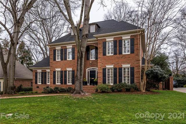 2417 Calais Place, Charlotte, NC 28211 (#3712731) :: Rhonda Wood Realty Group