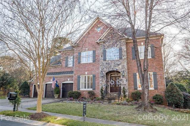 7746 Quail Park Drive, Charlotte, NC 28210 (#3712756) :: The Ordan Reider Group at Allen Tate