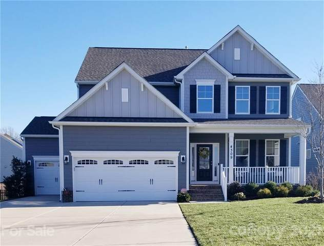 4309 Innisfree Court, Indian Trail, NC 28079 (#3712777) :: Love Real Estate NC/SC