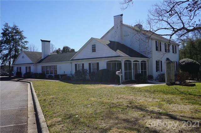 203 Hospital Avenue NW, Lenoir, NC 28645 (#3712805) :: Willow Oak, REALTORS®