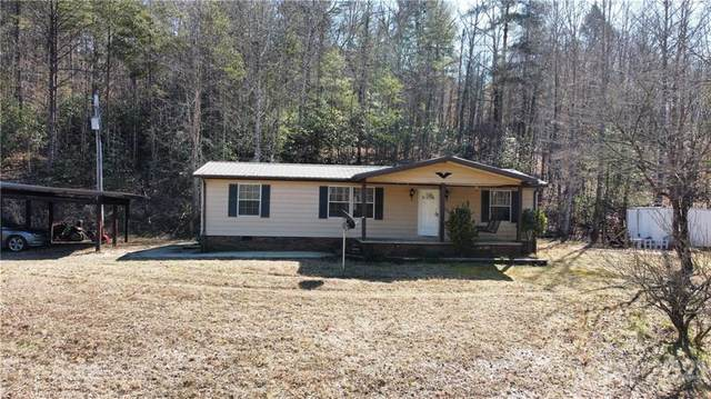 1960 Mount Olive Church Road, Taylorsville, NC 28681 (#3712864) :: Willow Oak, REALTORS®