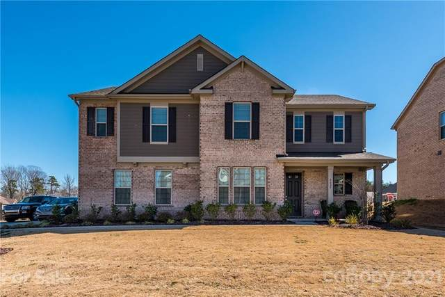 8425 Breton Way, Harrisburg, NC 28075 (#3712891) :: Austin Barnett Realty, LLC