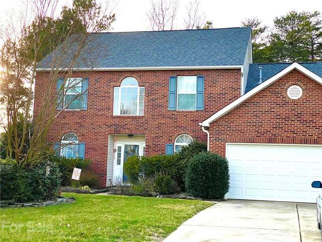923 Knightsbridge Road, Fort Mill, SC 29708 (#3712897) :: MOVE Asheville Realty