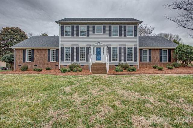2707 Steeplechase Road, Gastonia, NC 28056 (#3712968) :: Home and Key Realty