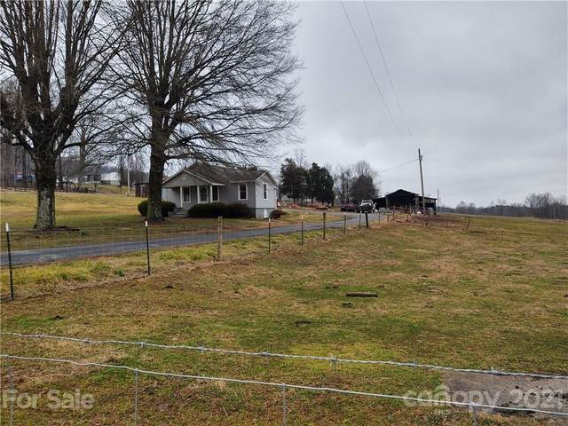 1756 Black Oak Ridge Road, Taylorsville, NC 28681 (#3712970) :: Willow Oak, REALTORS®