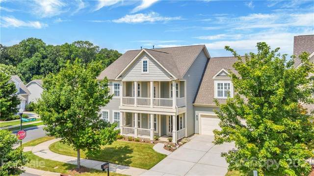 15003 Parsons Ridge Lane, Huntersville, NC 28078 (#3713010) :: High Performance Real Estate Advisors