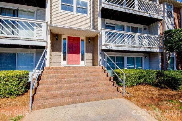 9405 Old Concord Road Apt M, Charlotte, NC 28213 (#3713049) :: Cloninger Properties
