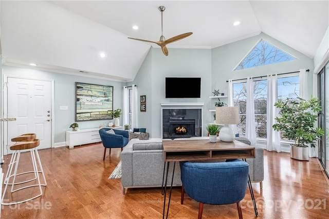 2510 Cranbrook Lane #15, Charlotte, NC 28207 (#3713102) :: High Performance Real Estate Advisors