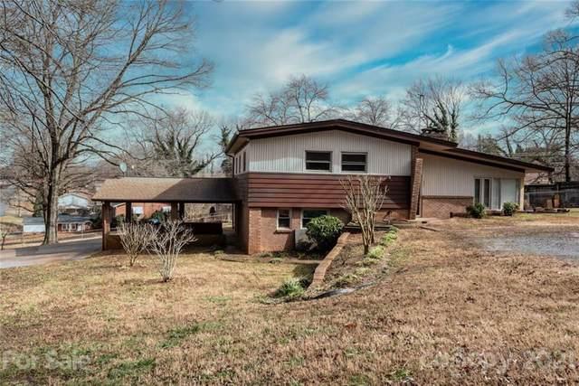 1824 30th Street NE, Hickory, NC 28601 (#3713109) :: Home and Key Realty