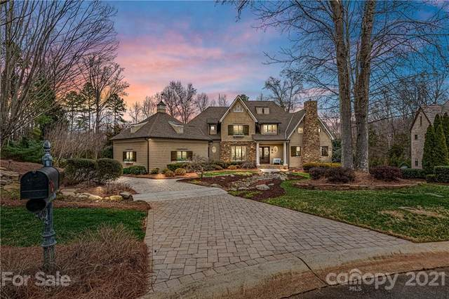 1009 Clover Crest Lane, Matthews, NC 28104 (#3713116) :: The Allen Team