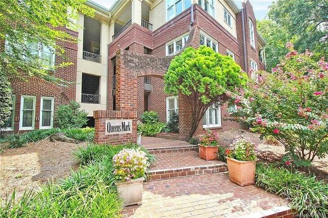325 Queens Road #19, Charlotte, NC 28204 (#3713188) :: Johnson Property Group - Keller Williams