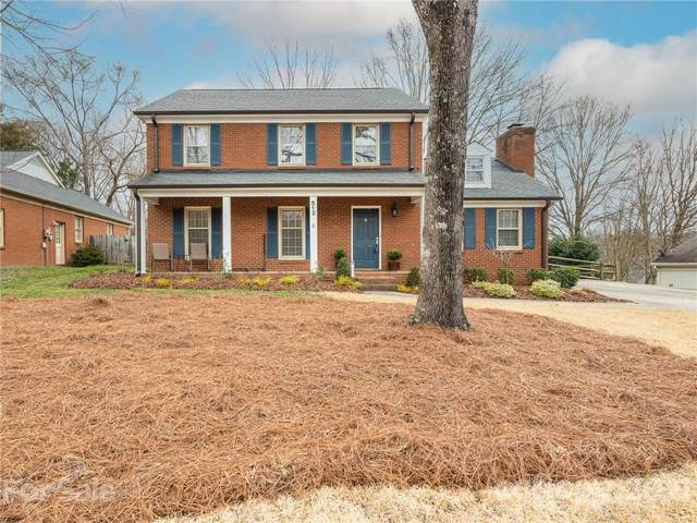 512 Foxfield Lane, Matthews, NC 28105 (#3713208) :: Home and Key Realty