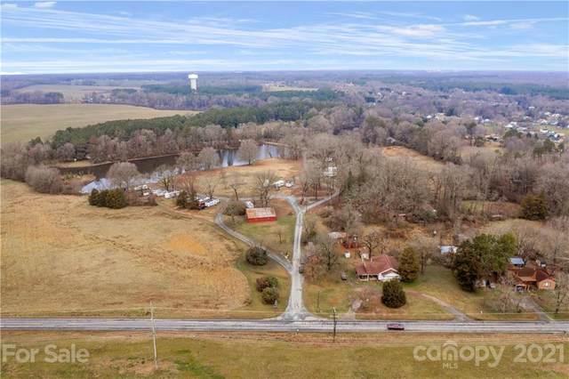2022 New Town Road, Monroe, NC 28110 (#3713223) :: TeamHeidi®