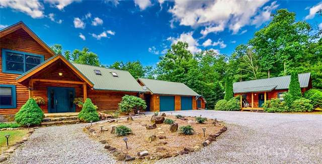 338 Fox Ridge Road, Lake Toxaway, NC 28747 (#3713252) :: Stephen Cooley Real Estate Group