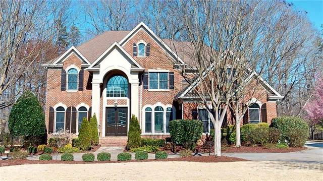 8009 Caliterra Drive, Matthews, NC 28104 (#3713280) :: Rhonda Wood Realty Group
