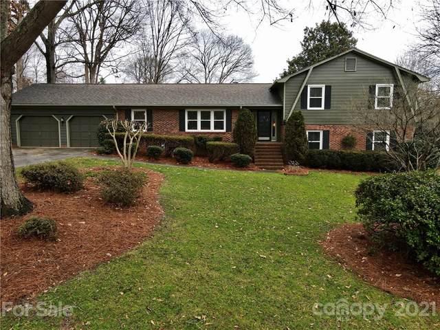 2414 Woodleigh Drive, Gastonia, NC 28056 (#3713298) :: Rhonda Wood Realty Group