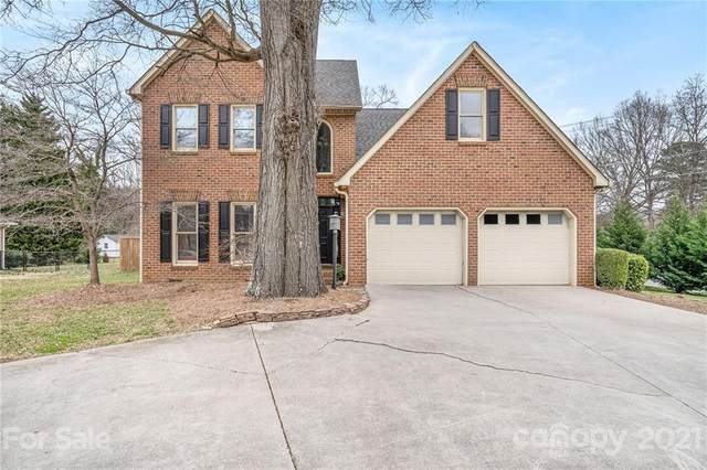 2900 Old Well Lane, Gastonia, NC 28054 (#3713304) :: Robert Greene Real Estate, Inc.