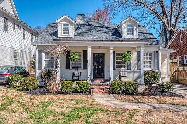 2433 Chesterfield Avenue, Charlotte, NC 28205 (#3713342) :: LKN Elite Realty Group | eXp Realty