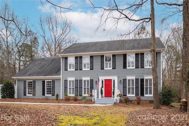 9800 Providence Forest Lane, Charlotte, NC 28270 (#3713434) :: Love Real Estate NC/SC
