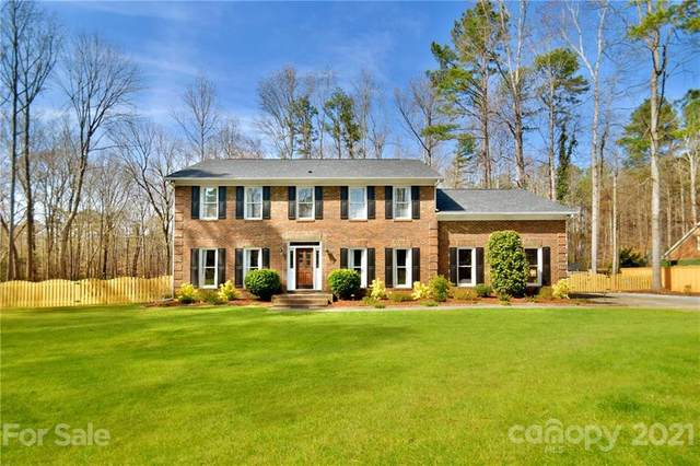 1401 Longleaf Court, Matthews, NC 28104 (#3713444) :: Stephen Cooley Real Estate Group