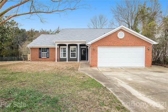 2607 Tuckton Court, Charlotte, NC 28262 (#3713459) :: High Performance Real Estate Advisors