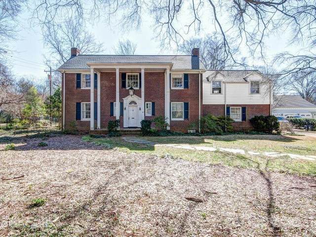 1601 S Wendover Road, Charlotte, NC 28211 (#3713504) :: MOVE Asheville Realty