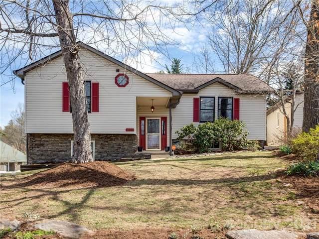 135 Serenity Circle, Hendersonville, NC 28792 (#3713543) :: Keller Williams Professionals