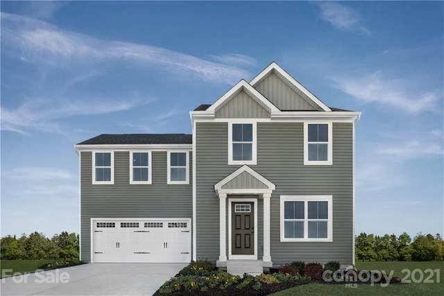 139 Crownpiece Street #3, Troutman, NC 28166 (#3713550) :: Mossy Oak Properties Land and Luxury