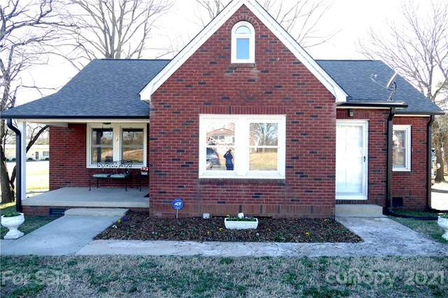 1411 N Cannon Boulevard, Kannapolis, NC 28083 (#3713555) :: Mossy Oak Properties Land and Luxury