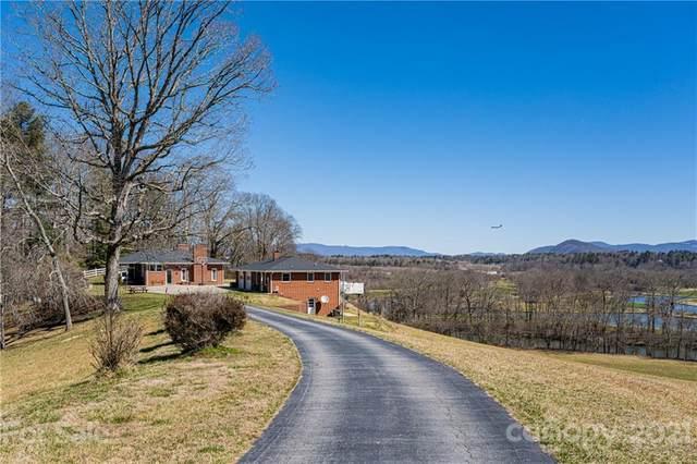 598 Miles View Drive, Mills River, NC 28759 (#3713559) :: Carver Pressley, REALTORS®