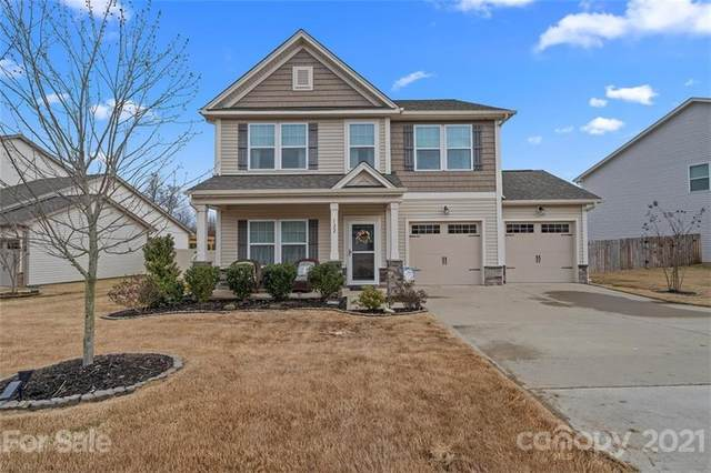 122 Meadowcreek Village Drive, Locust, NC 28097 (#3713567) :: Caulder Realty and Land Co.