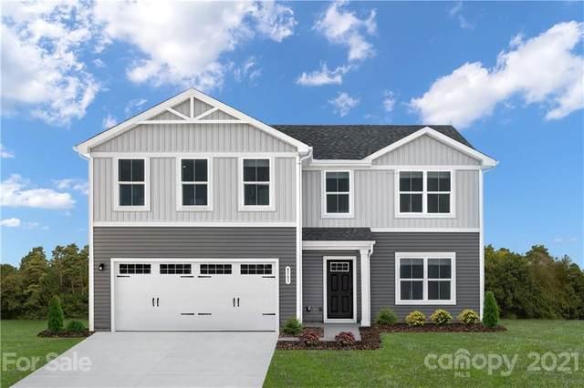 138 Crownpiece Street #148, Troutman, NC 28166 (#3713571) :: Mossy Oak Properties Land and Luxury