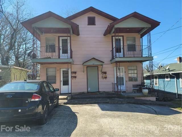 37 Water Street #4, Asheville, NC 28801 (#3713682) :: Willow Oak, REALTORS®