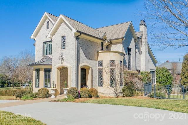 537 Sedgewood Lake Drive, Charlotte, NC 28211 (#3713724) :: Austin Barnett Realty, LLC