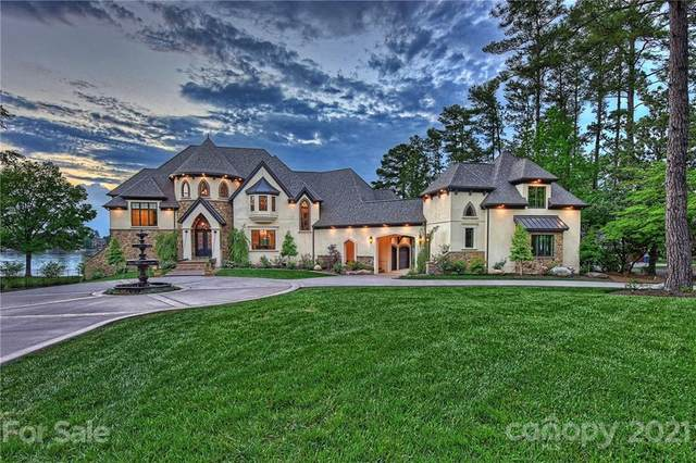 16501 Green Dolphin Lane, Cornelius, NC 28031 (#3713776) :: Mossy Oak Properties Land and Luxury