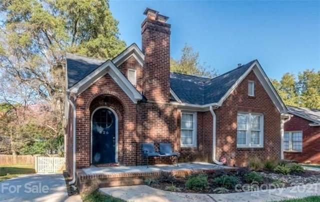 624 Walnut Avenue, Charlotte, NC 28208 (#3713794) :: Caulder Realty and Land Co.
