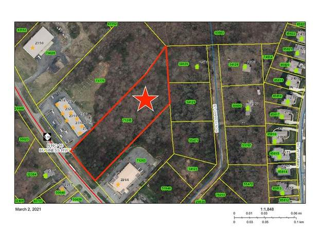 Approx. 3.3 Acres Nc 16 Highway, Denver, NC 28037 (#3713810) :: Scarlett Property Group