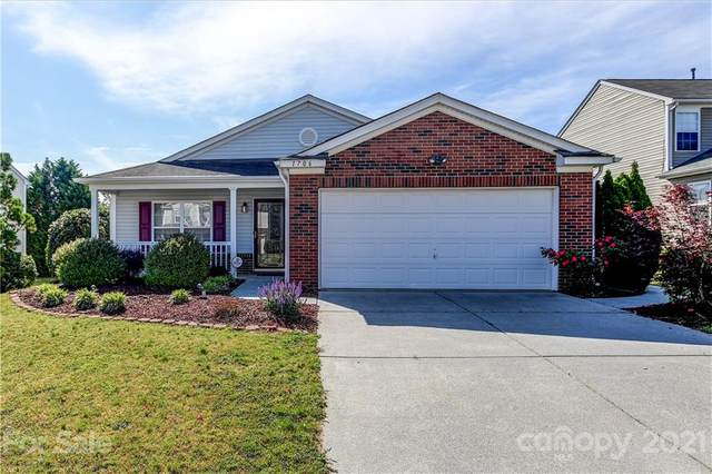 1706 Cabarrus Crossing Drive, Huntersville, NC 28078 (#3713846) :: LKN Elite Realty Group | eXp Realty