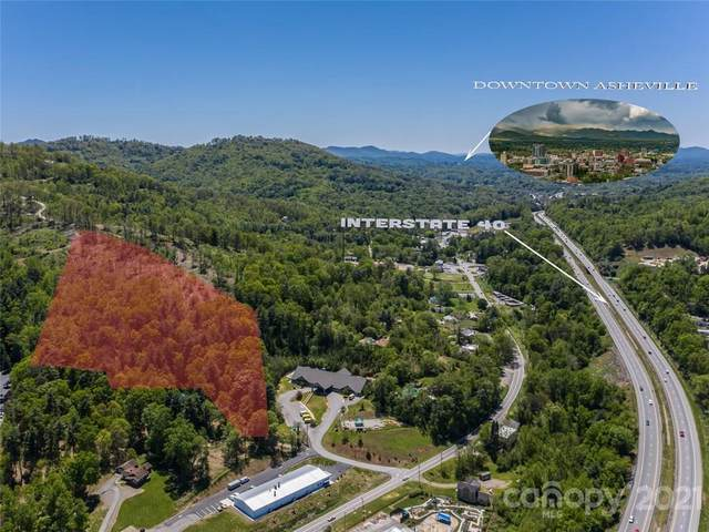 455 & 457 Weaverville Road, Asheville, NC 28804 (#3713871) :: Modern Mountain Real Estate