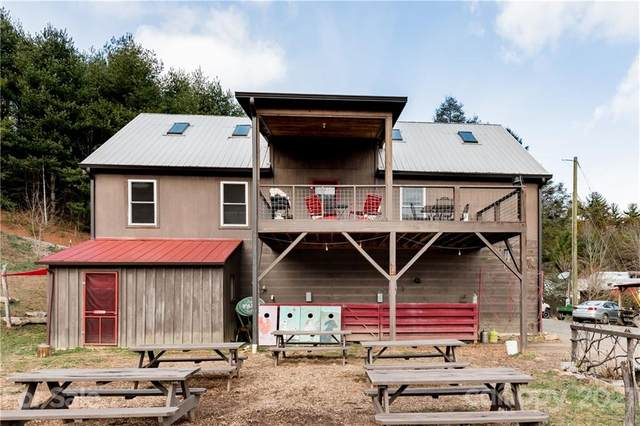 22 and 25 Frannys Farm Road, Leicester, NC 28748 (#3713940) :: LePage Johnson Realty Group, LLC