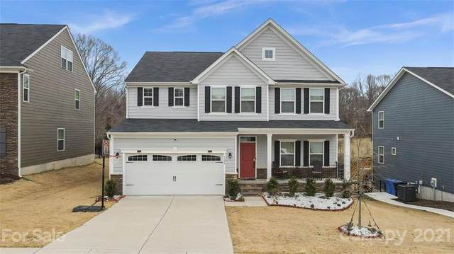 128 Tetcott Street, Mooresville, NC 28115 (#3713975) :: Mossy Oak Properties Land and Luxury