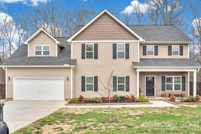 1116 Turtle Ridge Drive, Monroe, NC 28110 (#3714001) :: The Mitchell Team
