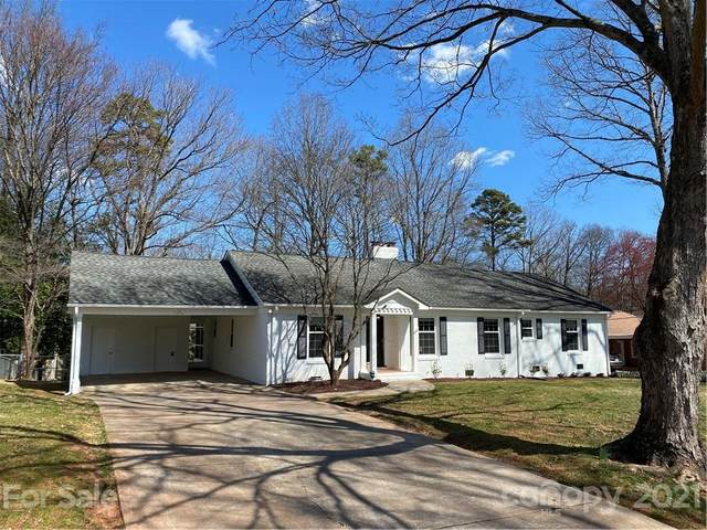 6111 Glenridge Road, Charlotte, NC 28211 (#3714023) :: Modern Mountain Real Estate
